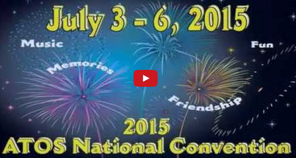 ATOS 2015 Convention Preview
