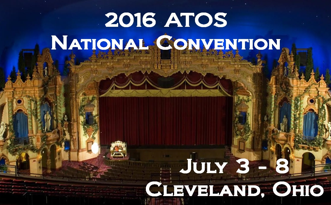 ATOS 2016 Convention Preview