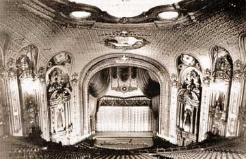 San Francisco Fox Theatre Atos