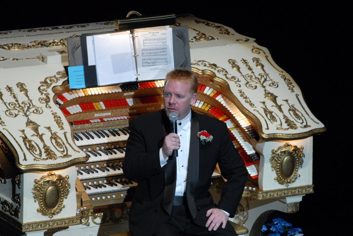 Chris Elliott Performs at Plummer Auditorium
