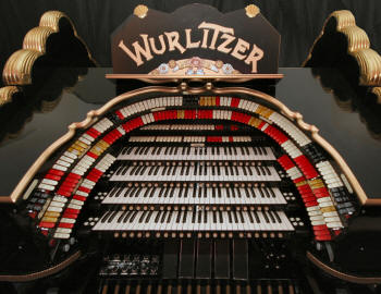 East Sussex National Wurlitzer