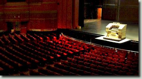 428 Robert Morton Kansas City Music Hall Atos